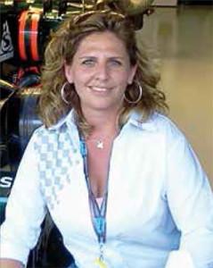 A editora da Revista Frete Urbano Carol Vilanova é jornalista, formada pela Puccamp