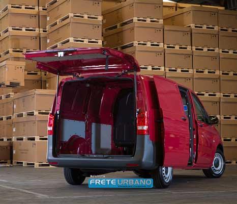 Mercedes-Benz Vito: pequeno grande VUC