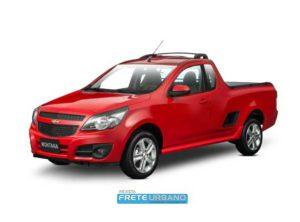Chevrolet Montana adota motor mais econômico e eficiente