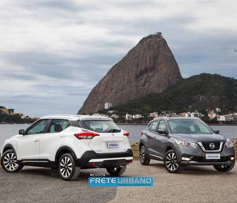 Nissan Kicks: o utilitário de baixo custo