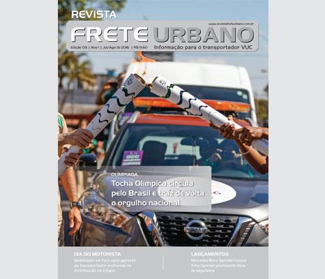 Um ano de Frete Urbano