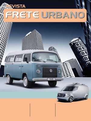 Cobertura do IIA Hanover na Revista Frete Urbano