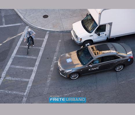 ZF lança sistema inteligente que aumenta a segurança nas ruas