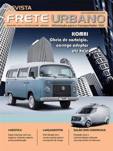 Revista Frete Urbano: informação para o transportador VUC