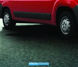 Furos nos pneus