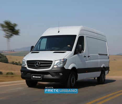 Mercedes-Benz é destaque entre os VUCs no Prêmio NTC