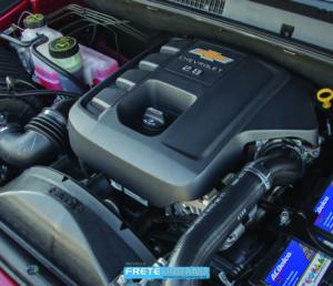 Motor diesel da Chevrolet S10