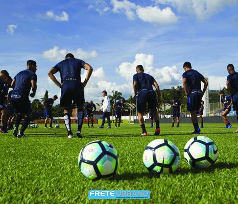 Futebol Brasileiro. Temporada 2017 começou