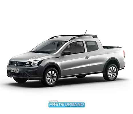VW Saveiro: mais caprichada para o transportador