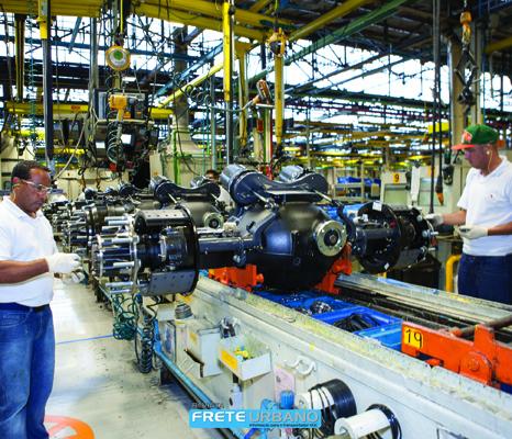 Meritor assina acordo para aquisição da empresa AxleTech