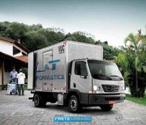 Comparativo: Caminhões leves e permitidos