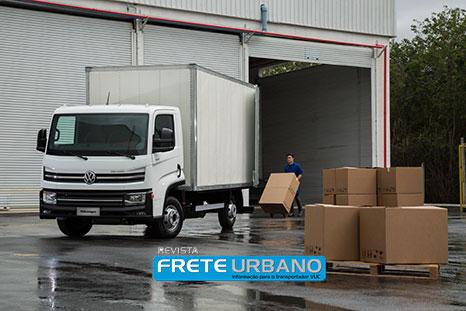 Volkswagen Caminhões amplia gama Delivery