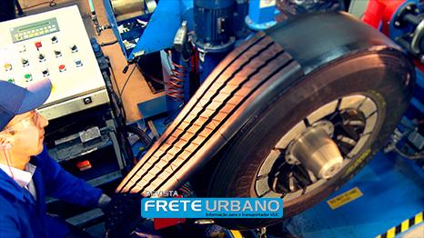 Reforma de pneus: Economia e performance no composto