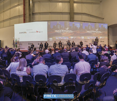 Evento: Intermodal mostra a logística do futuro