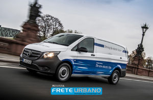 Mercedes-Benz Vito: um automóvel (de luxo) de carga