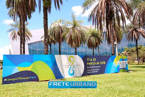Meio Ambiente: Brasília sedia maior evento global sobre água