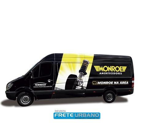 Monroe realiza checagem gratuita da suspensão em Goiânia