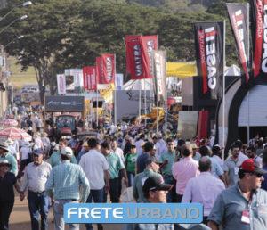 Evento:Negócios e novidades na Agrishow 2018