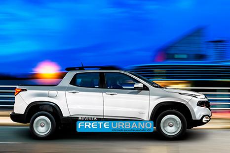 Fiat Toro: picape urbana com agilidade para o trabalho