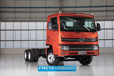 Caminhões VW Delivery atingem 150 mil unidades produzidas