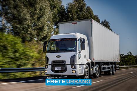 Lançamento: Ford Cargo Power 3031 8X2