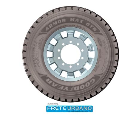 Goodyear lança no mercado brasileiro o novo pneu MAX OTR