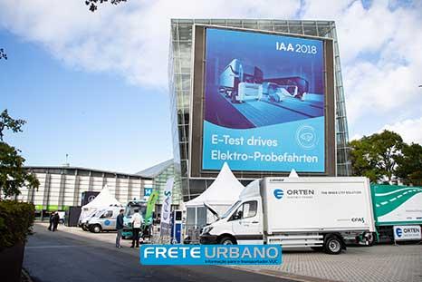 IAA Hannover: Um show de mobilidade eletrificada