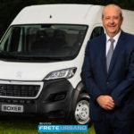 Peugeot apresenta no Brasil o seu novo utilitário Boxer