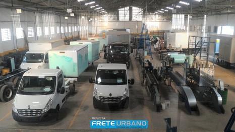 Mercado de implementos rodoviários registra alta em 2018