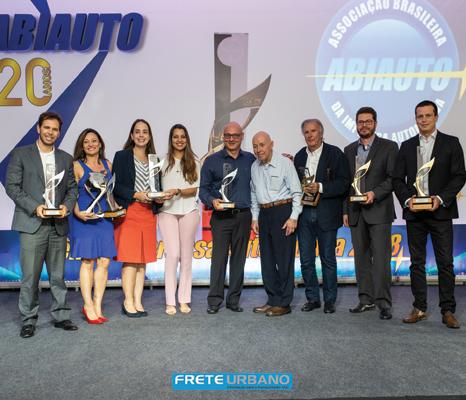 Prêmio: Conheça os melhores veículos do ano