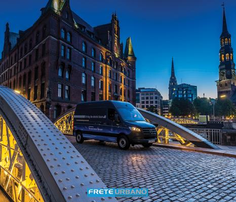 Mercedes-Benz vans na onda da célula de combustível