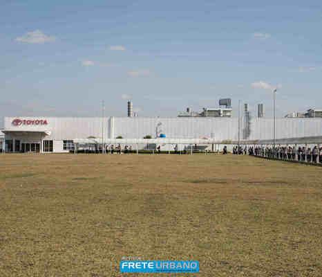 Toyota projeta crescimento de vendas no mercado brasileiro