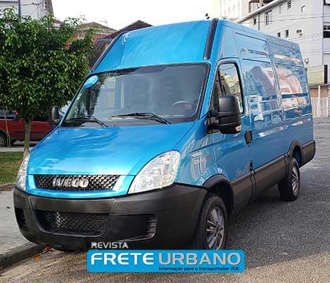Iveco Daily City: mobilidade na cidade