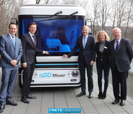 ZF Friedrichshafen inaugura seu novo centro de tecnologia