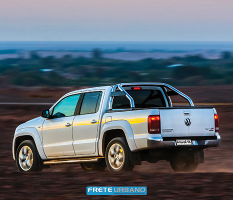 VW Amarok V6: força e robustez com motor mais potente