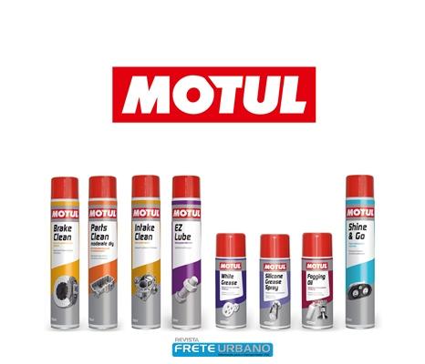Motul apresenta produtos e serviços durante a Automec 2019