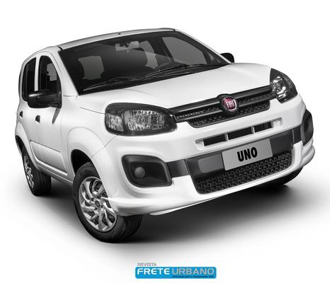 Fiat Uno tem crescimento de vendas no segmento dos compactos