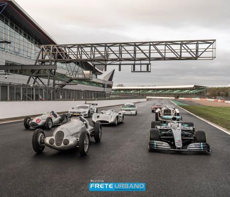 Mercedes-Benz completa 125 participando do automobilismo