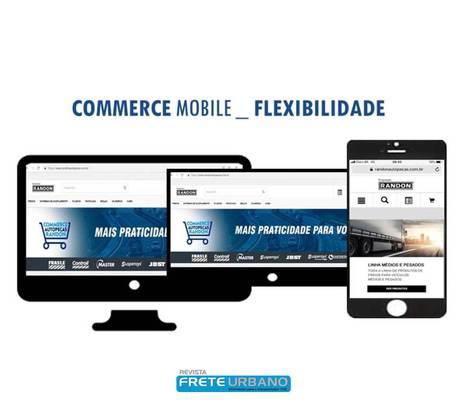 Empresas Randon ganham plataforma conjunta de commerce