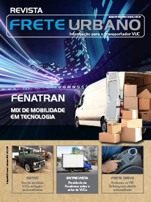 Revista Frete Urbano - Fenatran 2019
