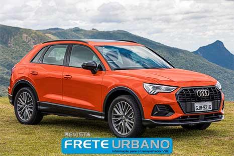Nova geração do Audi Q3 é lançada oficialmente no Brasil