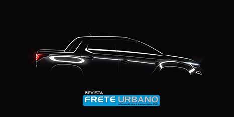 Fiat divulga a primeira imagem da nova Strada