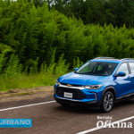 Chevrolet apresenta Novo Tracker com motor 1.0 turbo