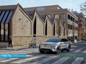 Renault apresenta o novo carro-conceito elétrico Morphoz