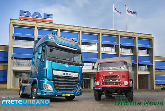 DAF Trucks NV comemora 92 anos de história