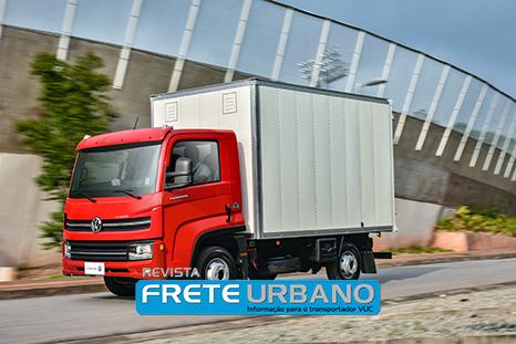 VW Delivery Express DLX: distribuição em grandes centros em qualquer situação