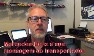 Mercedes-Benz e sua mensagem ao transportador