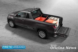 Fiat apresenta Nova Strada remodelada e com novas versões