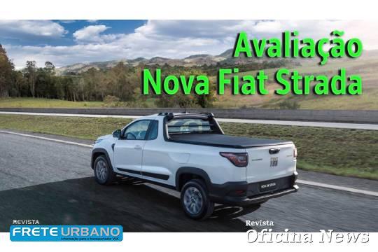 Vídeo do lançamento da Nova Fiat Strada