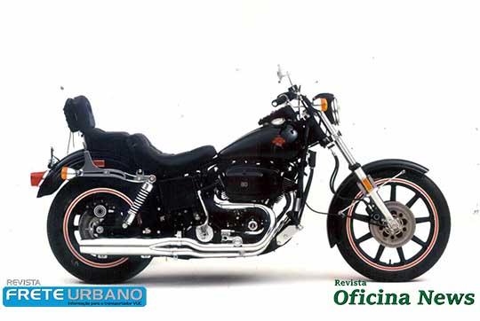 Harley-Davidson alerta para a manutenção da correia de transmissão